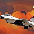 Jet Set by Harry Warrick