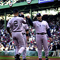 Jeter And Torre by Positive Images