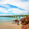 Jetty By The Sea by DesignBoard Photography