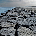 Jetty Over The Coast by Tom Gari Gallery-Three-Photography