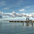 Jetty To Shore by Stephen Mitchell