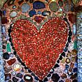 Jewel Heart by Susanne Van Hulst