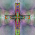 Jeweled Cross by Gordon Beck