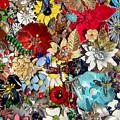 Jeweled Garden by Donna Blackhall