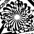 Jewish Pride Maze  by Yonatan Frimer Maze Artist