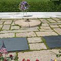 Jfk Eternal Flame Memorial by Jared Windler