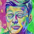 JFK by Janice Westfall