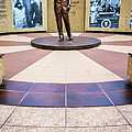 Jfk Tribute Fort Worth by Joan Carroll