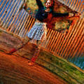 Jill Heron Magical Carpet by Blake Richards