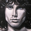 Jim Morrison - The Doors by Eric Dee