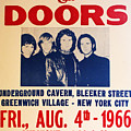 Jim Morrison And The Doors Poster Collection 3 by Bob Christopher