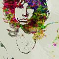 Jim Morrison by Naxart Studio