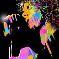 Jim Morrison by Paul Sachtleben