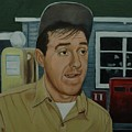 Jim Nabors As Gomer Pyle by Tresa Crain