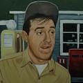 Jim Nabors As Gomer Pyle by Tresa Crain