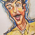 Jim Nabors by Geraldine Myszenski