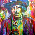 Jimi by Angie Wright