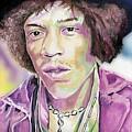 Jimi by Bill Richards