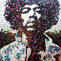 Jimi Hendrix by Bung Dano