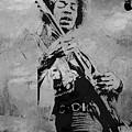 Jimi Hendrix Pop Star  by Gull G