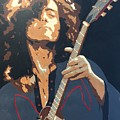 Jimmy Page by Ken Jolly