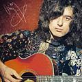 Jimmy Page by Zapista