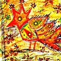 Jinga Bird II - Jinga Bird Series by Fareeha Khawaja