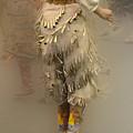 Pow Wow Jingle Dancer 9 by Bob Christopher