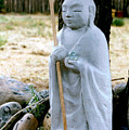 Jizo Bodhisattva - Children's Protector by Dagmar Batyahav