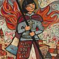 Joan Of Arc by Jen Norton