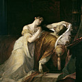 Joanna The Mad With Philip I The Handsome by Louis Gallait