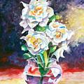 Joan's Gardenias by Michael Prout