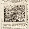 Job's Evil Dreams by William Blake