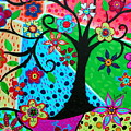 Jodi's Tree Of Life by Pristine Cartera Turkus