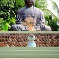 Jodo Mission Lahaina 9 by Randall Weidner