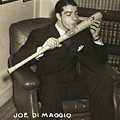 Joe Dimaggio (1914-1999) by Granger