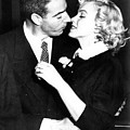 Joe Dimaggio, Marilyn Monroe by Everett