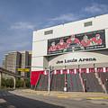 Joe Louis Arena Detroit  by John McGraw