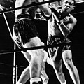 Joe Louis Delivers Knockout Punch by Everett