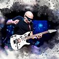 Joe Satriani by Karl Knox Images