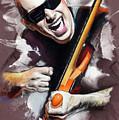 Joe Satriani by Melanie D