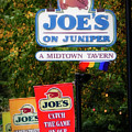 Joe's On Juniper by Doug Sturgess
