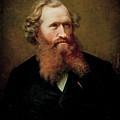Johan Fredrik Eckersberg  by Knud Bergslien