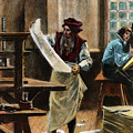 Johann Gutenberg by Granger