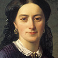 Johanna Kempe by Charles-Edouard Boutibonne