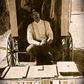 John A. Coffer  Traveling Tintype Photographer  Tombstone Arizona 1980-2009 by David Lee Guss