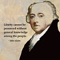 John Adams And Quote by Linda Mears