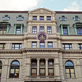 John Adams Courthouse Boston Ma by Toby McGuire