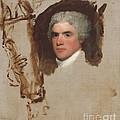 John Bill Ricketts by Gilbert Stuart