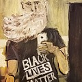 John Brown Selfie  by Nell King